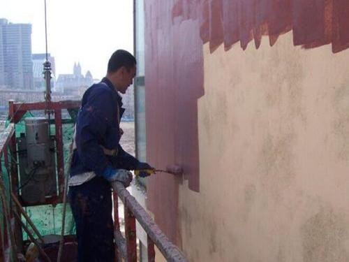 涟水市中区外墙翻新报价