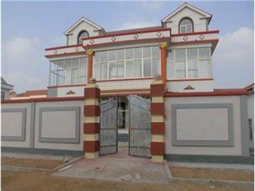 滨海房改房外墙翻新施工流程